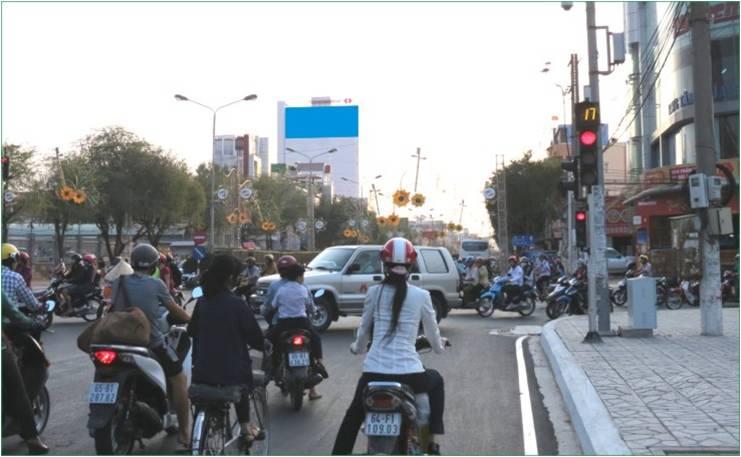 Đường 30/04 + Nguyên An Ninh
