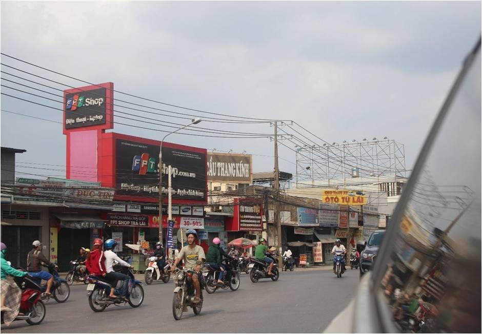 Ngã Ba Tân Biên