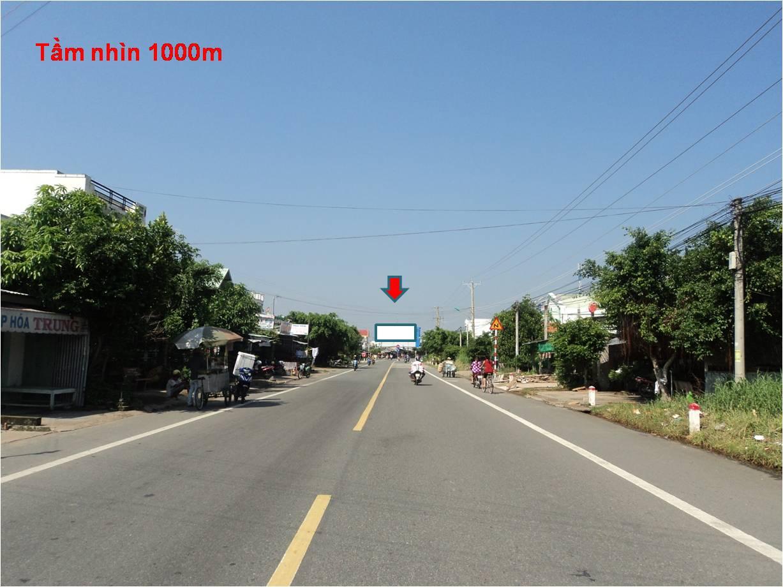 Ngã ba QL1A + Hương Lộ Láng Trăm - Gành Hào