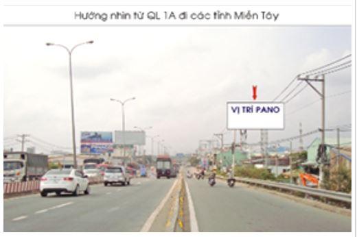 VÒNG XOAY AN LẠC+ QL 1A-HCM-QBT-144