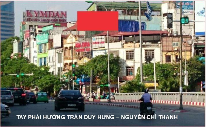 VỊ TRÍ CẦU VƯỢT TRẦN DUY HƯNG – NGUYỄN CHÍ THANH-HN-BD-042
