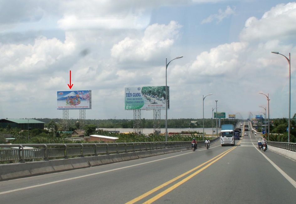Cầu Rạch Miễu, Châu Thành - Tiền Giang