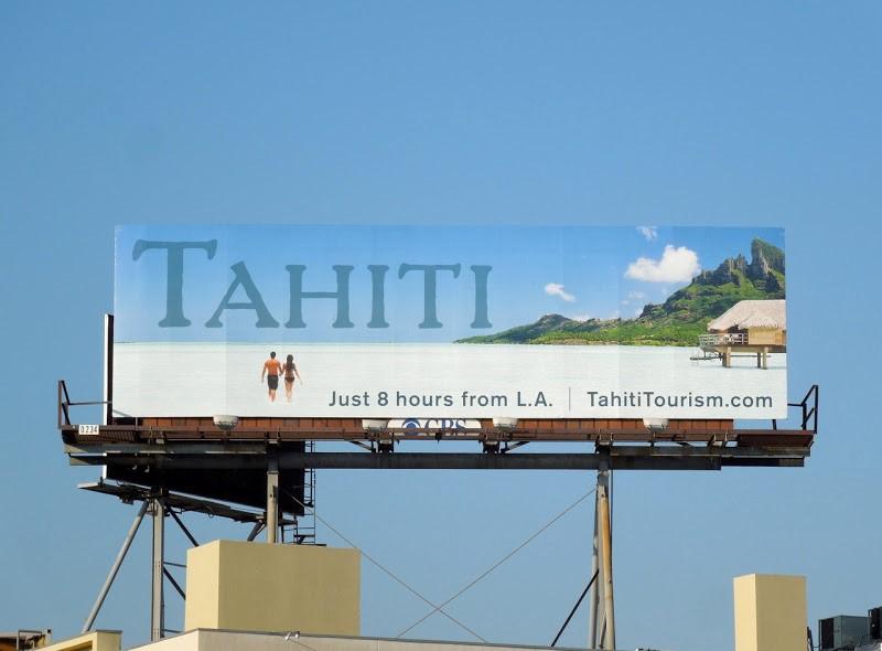 Những tấm billboard quảng bá du lịch ấn tượng