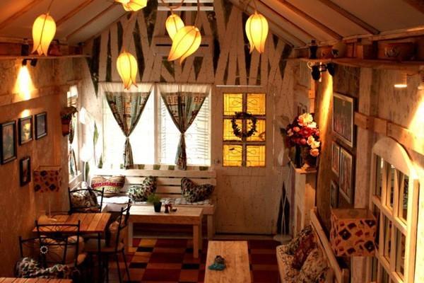 Những quán cà phê ấn tượng nhất Sài Gòn