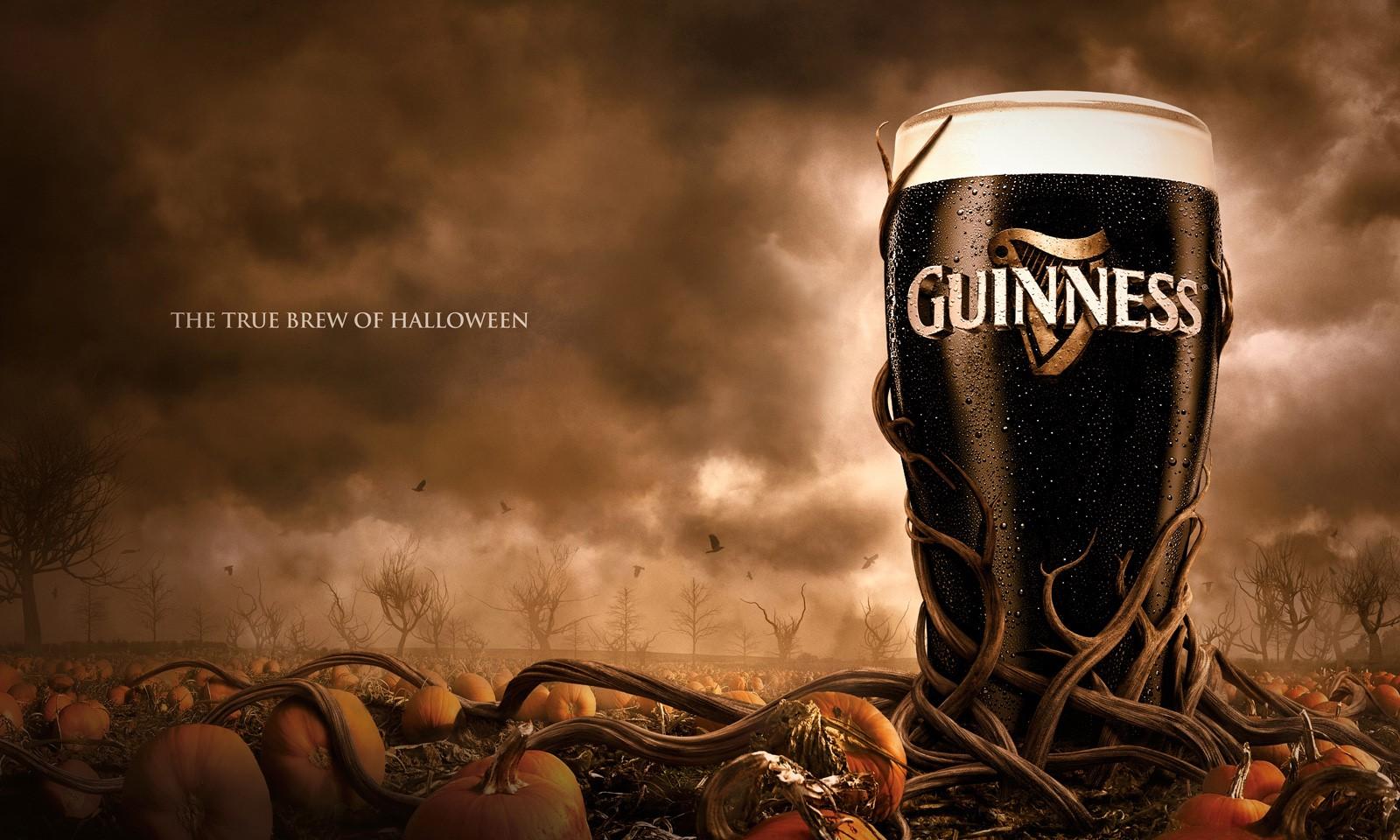 Bảng quảng cáo cho lễ hội Halloween