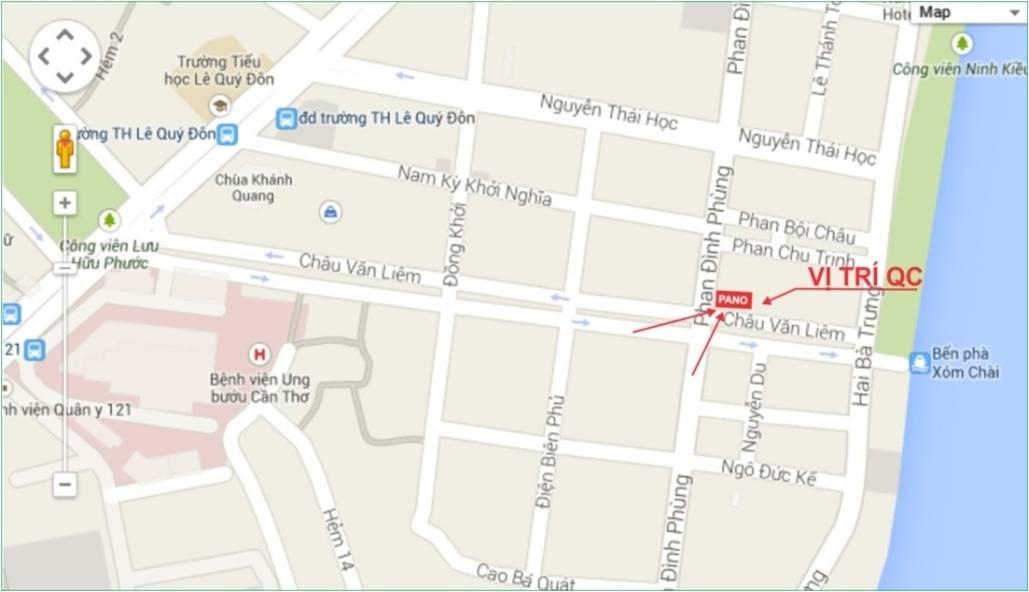 Ngã Tư Nguyễn Đình Phùng + Nguyễn An Ninh