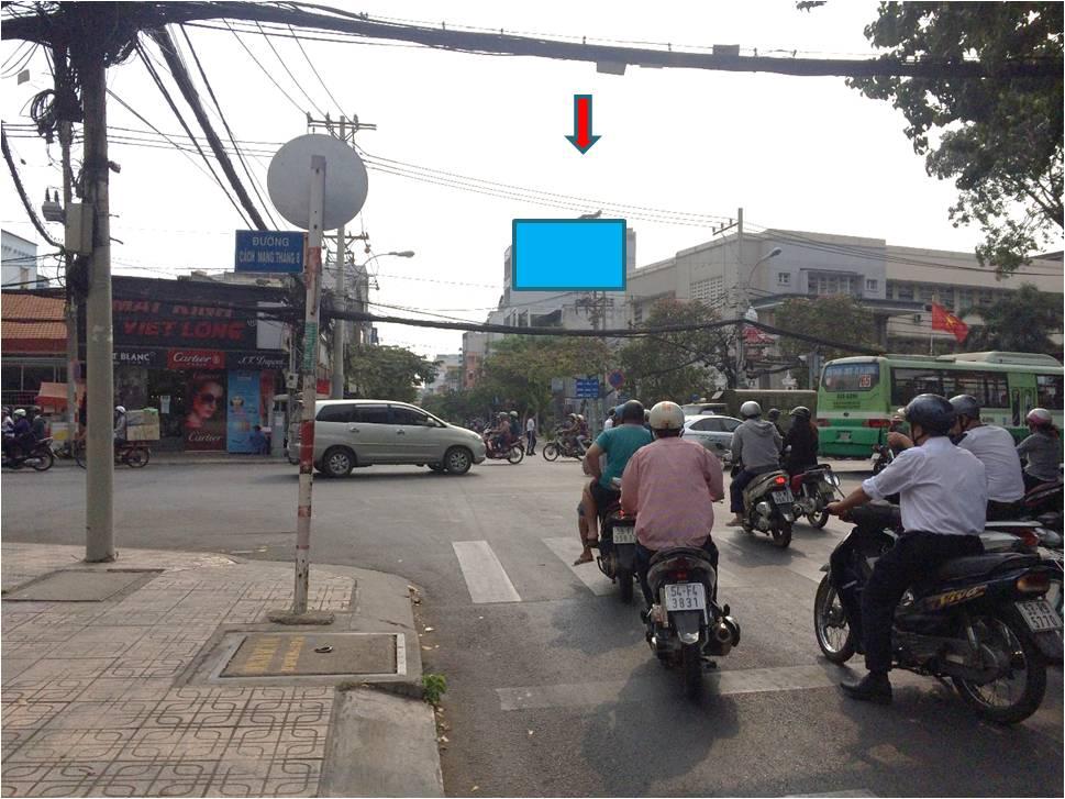 Ngã Tư Nguyễn Đình Chiểu + CMT8