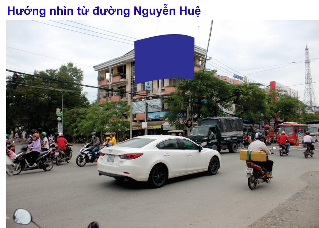 NGÃ TƯ NGUYỄN HUỆ + CMT8 + 30-4