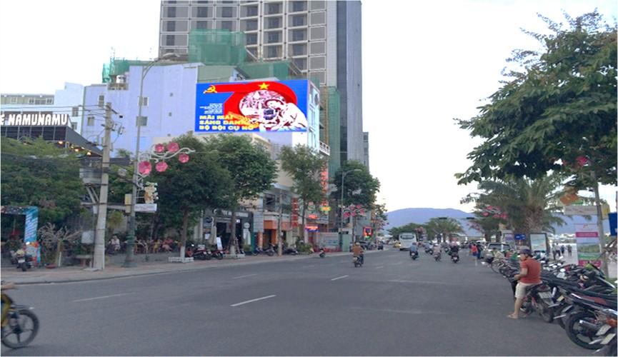 Cho thuê pano quảng cáo ngoài trời tại Đà Nẵng