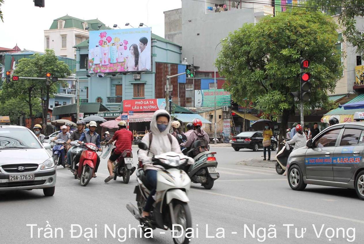 Ngã tư Lê Thanh Nghị - Trần Đại Nghĩa-HN-HBT-022