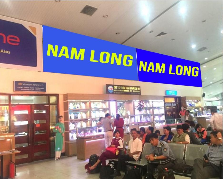 Hộp đèn tại sân bay Cam Ranh-KH-021