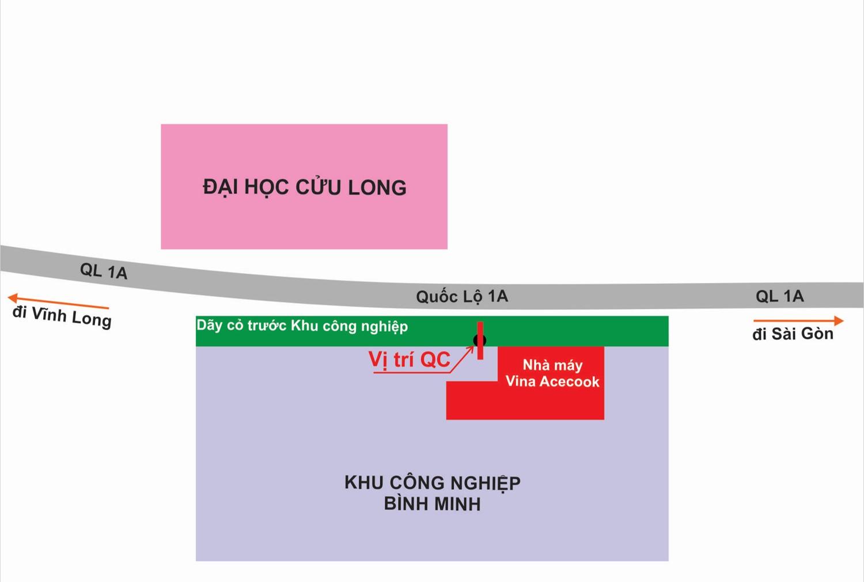Khu Công Nghiệp Bình Minh - Vĩnh Long-VL003
