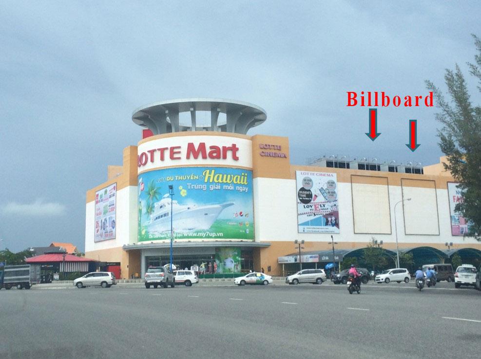 Billboard quảng cáo ngoài trời tại Bà Rịa - Vũng Tàu