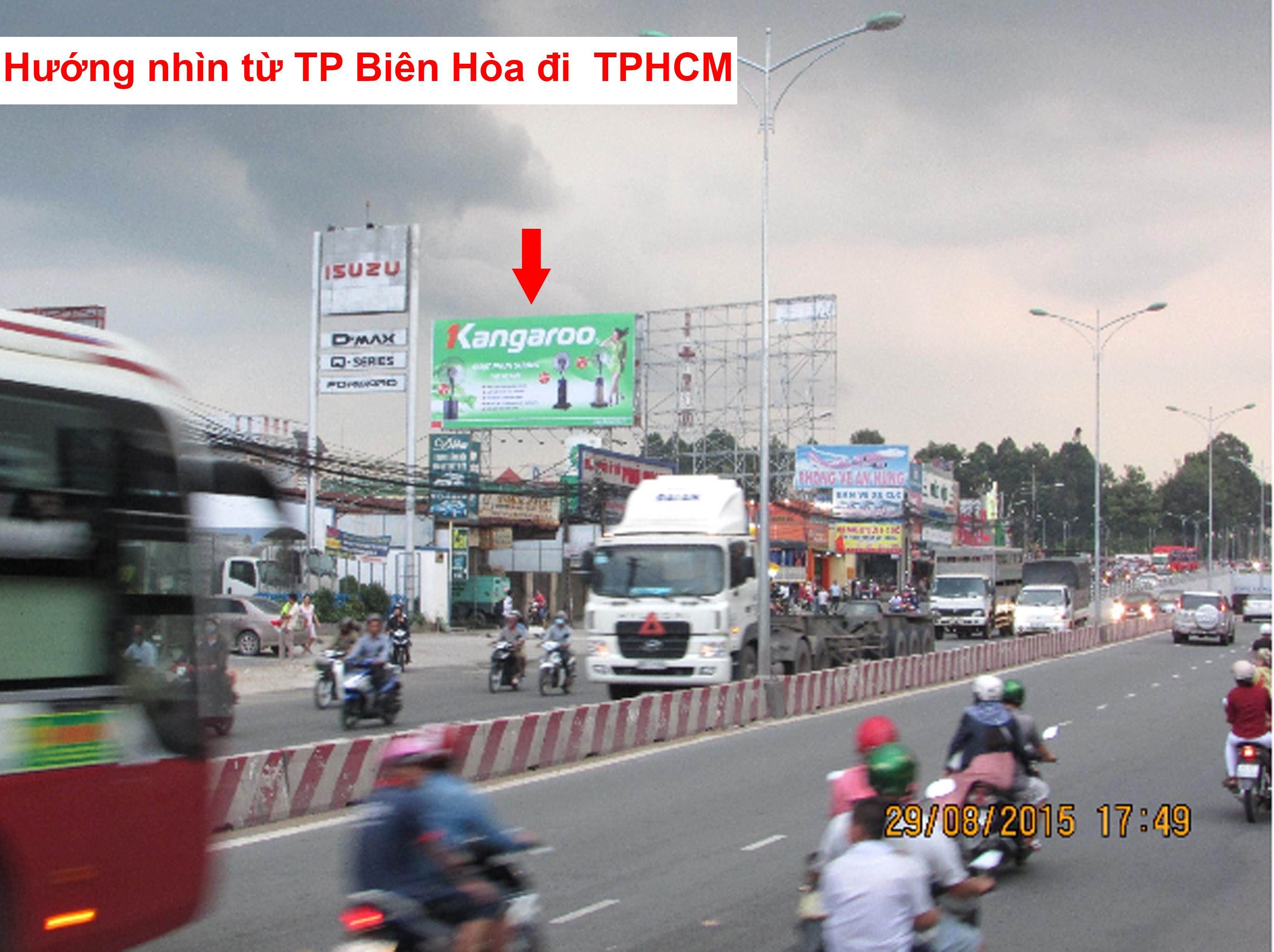 VÒNG XOAY TAM HIỆP , TP BIÊN HOÀ - DNG-6650