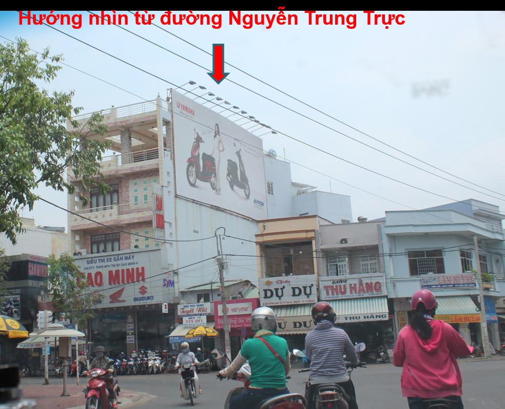 Ngã Tư Nguyễn Trung Trực + Trương Định