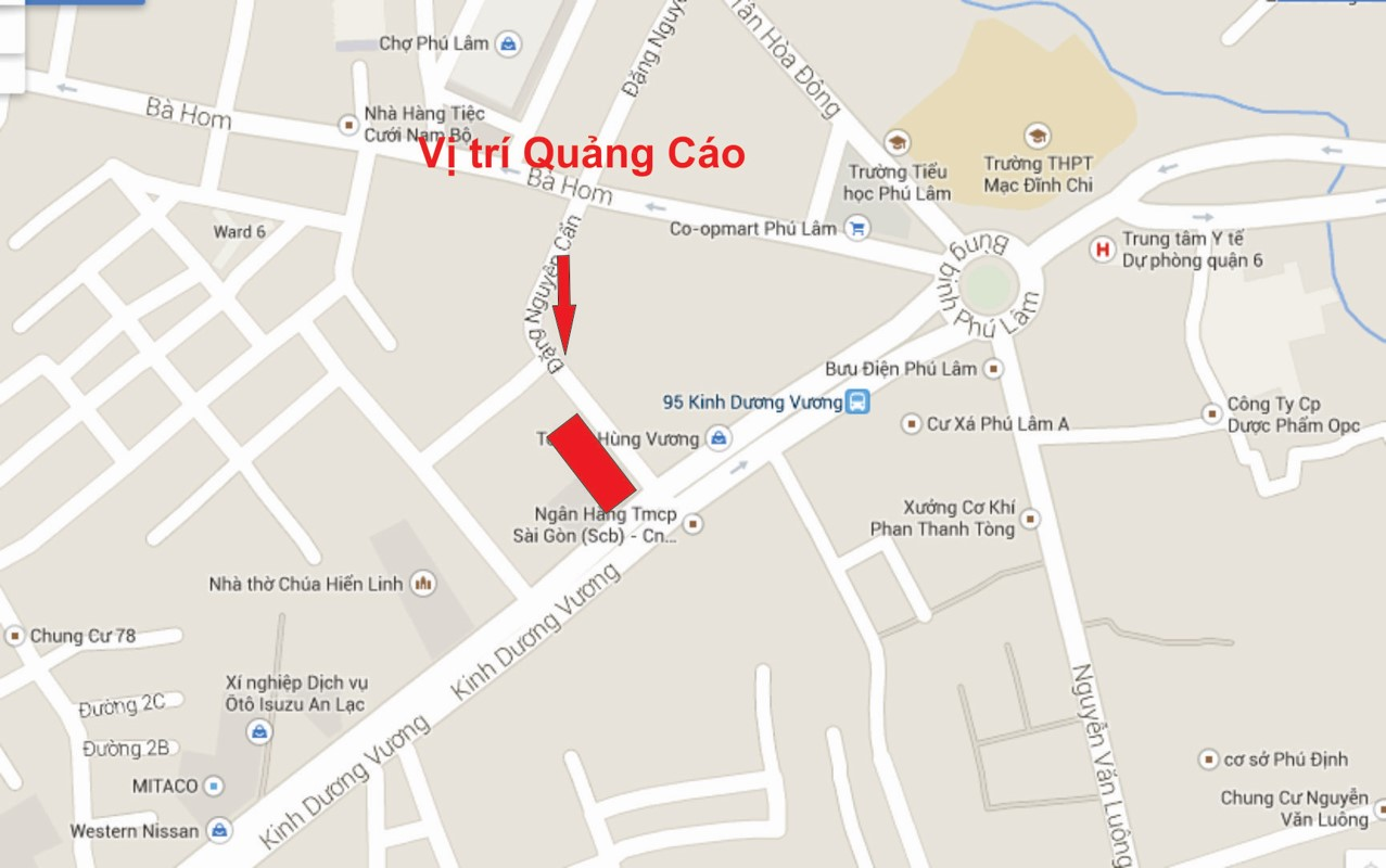 HOTEL GIA BAO – VÒNG XOAY PHÚ LÂM-HCM-Q6-099