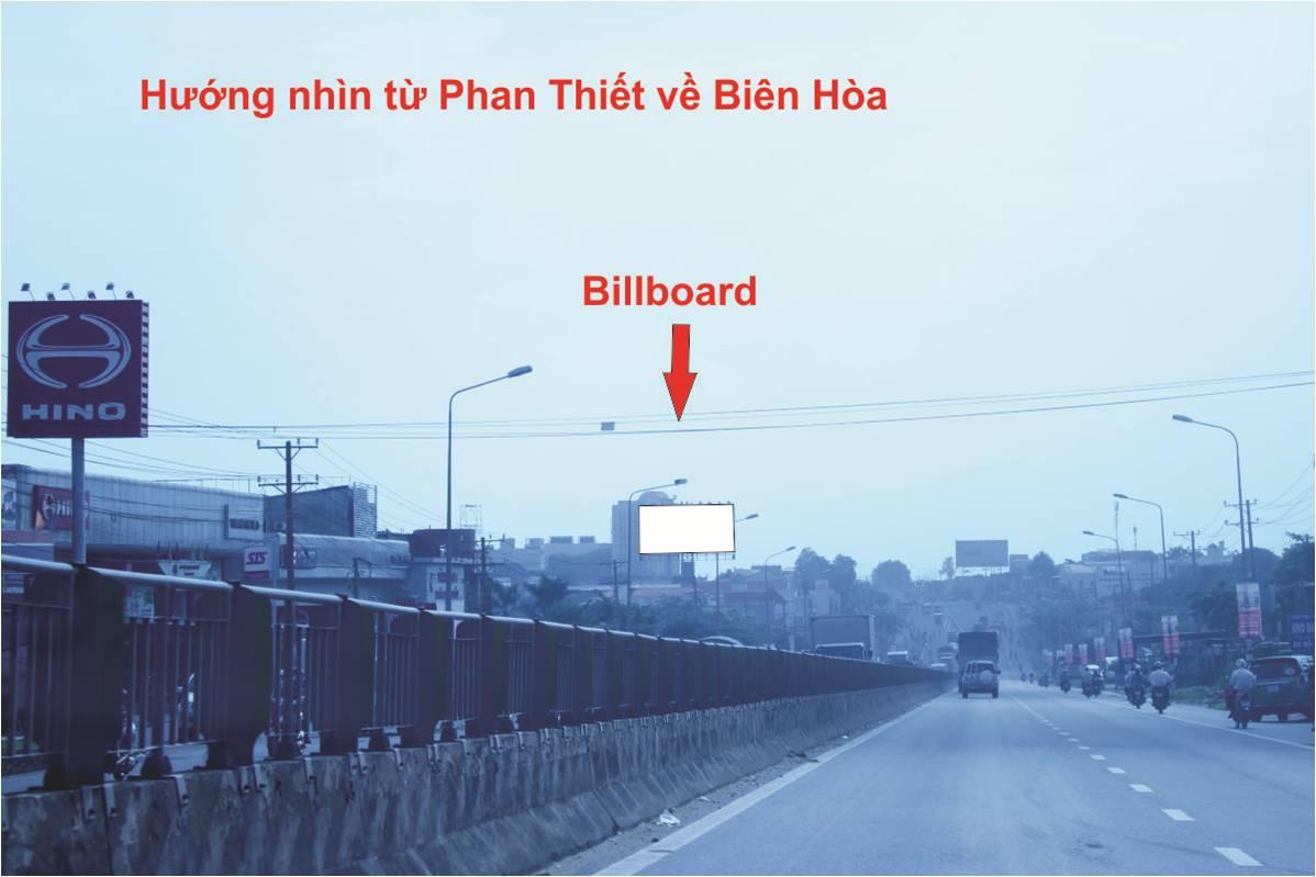 Hướng Nhìn Từ Đồng Nai Sang Phan Thiết ( QL1A)