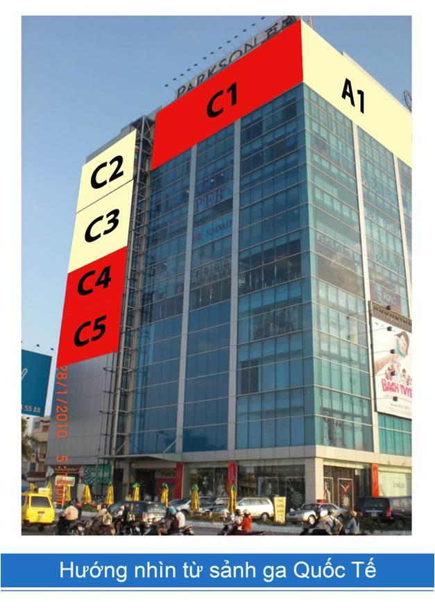 Sân Bay Tân Sơn Nhất ( CT Plaza ) (Vị Trí C1)