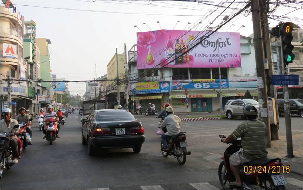Ngã Tư Phan ĐÌnh Phùng + Nguyễn An Ninh