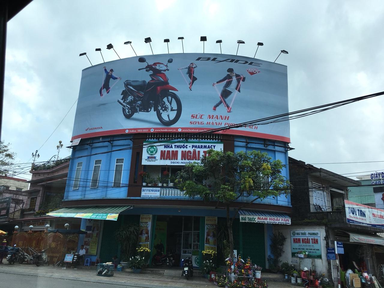 Thi công bảng quảng cáo tại Quảng Nam - Billboardquangcao.com