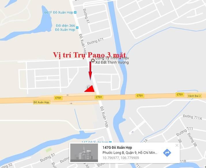 NÚT GIAO ĐỖ XUÂN HỢP + CAO TỐC-A3
