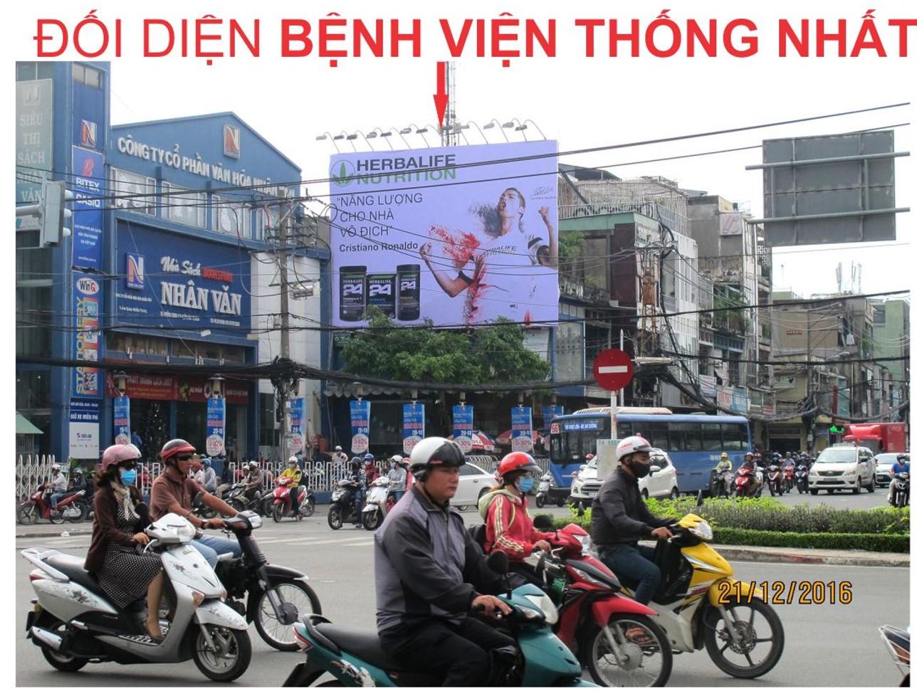 Ngã tư Bảy Hiền – Đầu đường Trường Chinh-HCM-TB-208