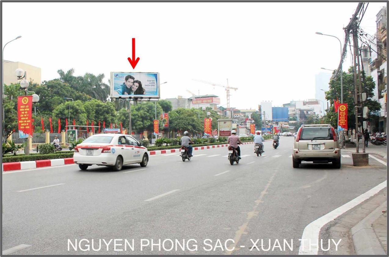 NÚT GIAO THÔNG XUÂN THỦY – NGUYỄN PHONG SẮC-HN-CG-001