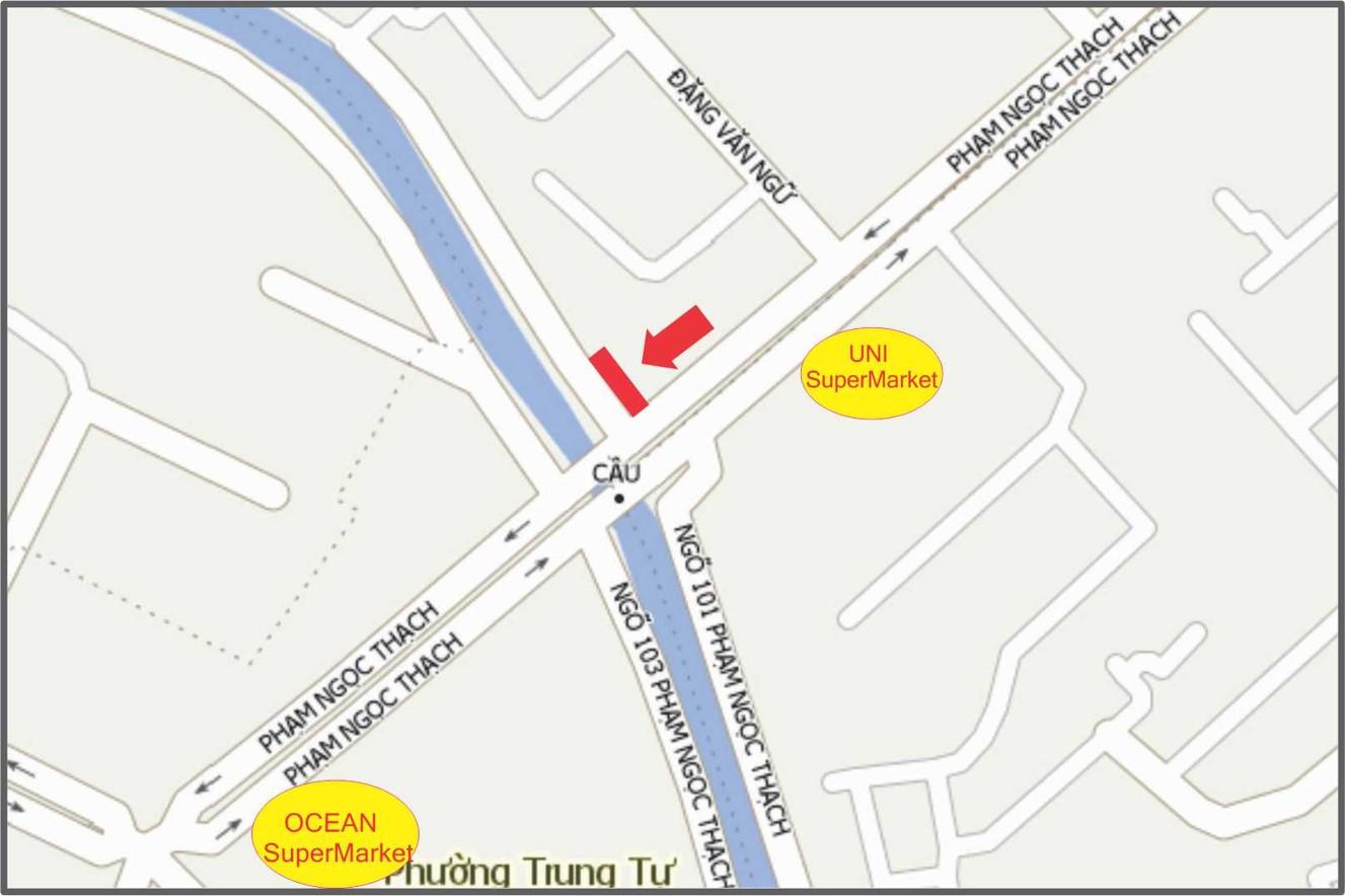 Đường Phạm Ngọc Thạch, quận Đống Đa-HN-DD-024