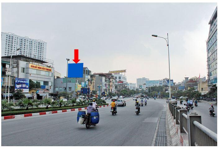 Trục đường Minh Khai, dẫn vào TTTM Time City- Hai Bà Trưng - HN-HN-HBT-025