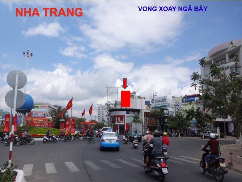 VONG XOAY NGÃ BẢY-KH-006