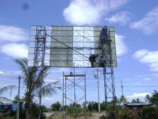 Thi công pano quảng cáo - Billboardquangcao.com