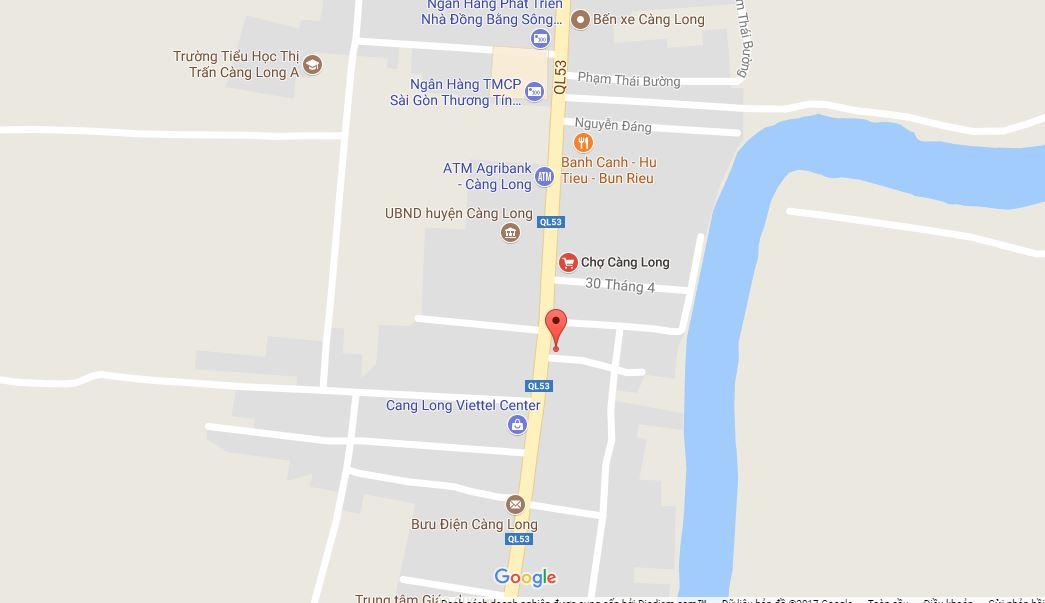 Quốc Lộ 53-Chợ Càng Long