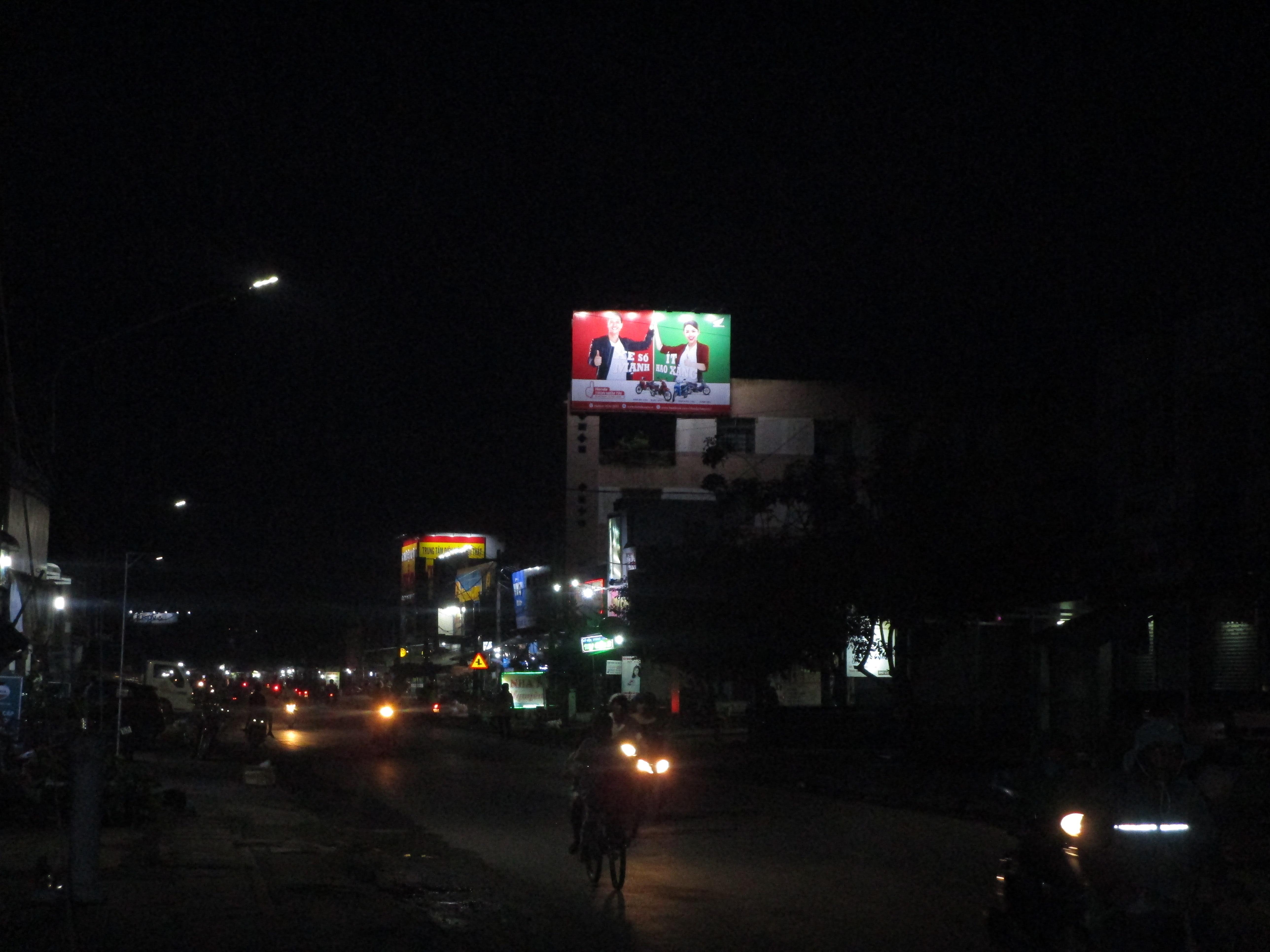 Thi công bảng quảng cáo tại Trà Vinh- Billboardquangcao.com
