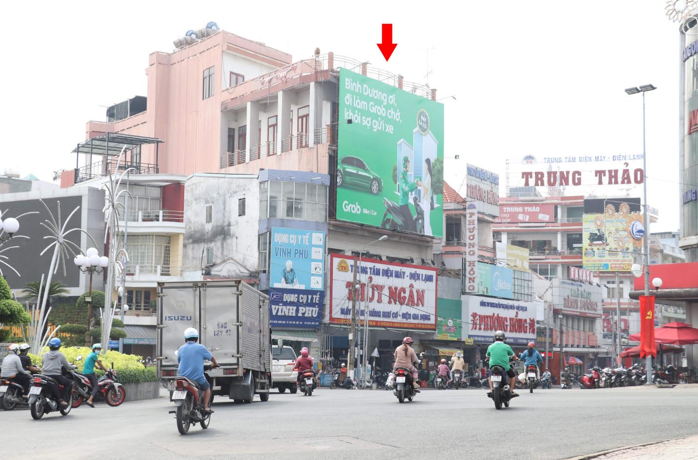 VÒNG XOAY NGÃ SÁU THỦ DẦU MỘT - BDG-7482